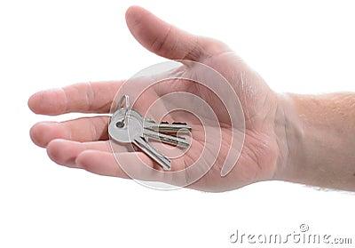 Using key