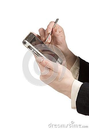 Using PDA