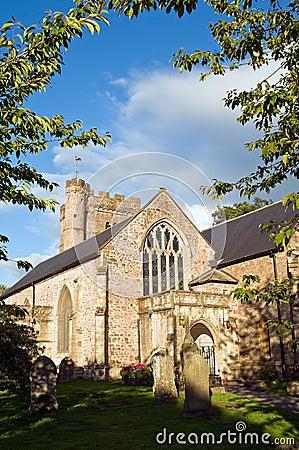 Usk church