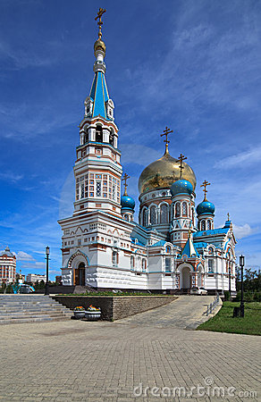 Uspensky Cathedral.