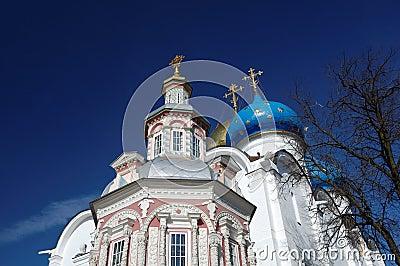 Uspensky Church Trinity-St. Sergius Lavra