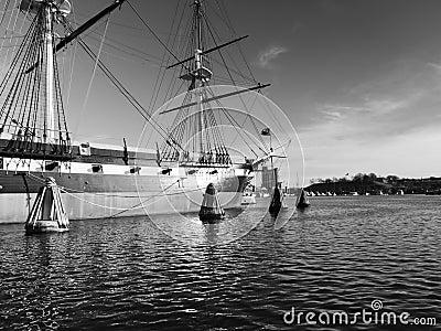 USS Constellation
