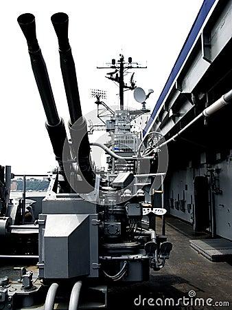 Free USS Intrepid Stock Photo - 11374500