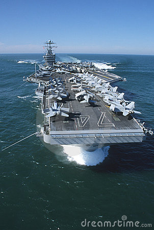 Free USS-John C Stennis (CVN-74) Royalty Free Stock Photography - 17676427