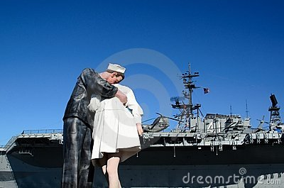 USS Midway Editorial Photography