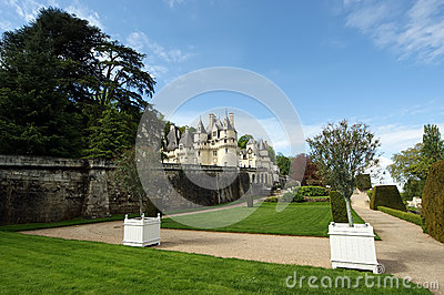 Usse Castle, Loire Valley, France