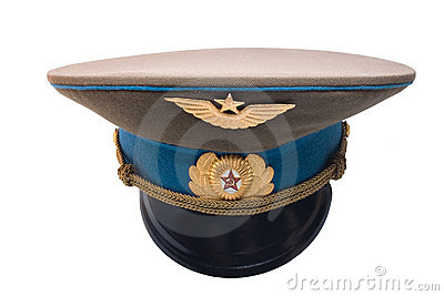 USSR army cap