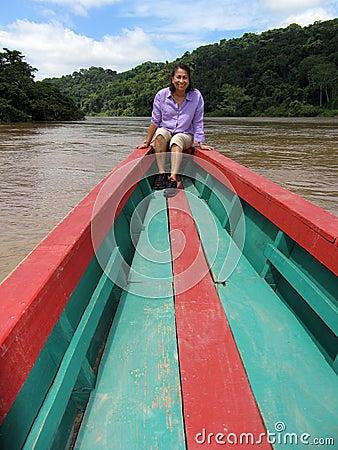 Usumacinta River Trip
