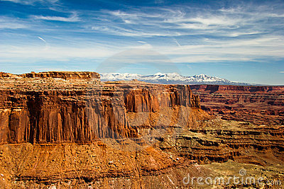 UT-Canyonlands National Park-White Rim Road