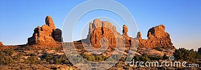 Utah Rock Forms