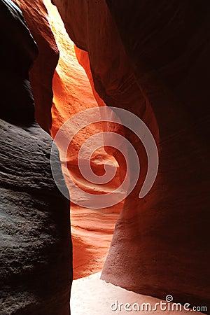 Utah Slot Canyon