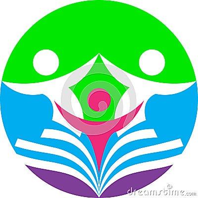 Utbildnings- och utbildningslogo