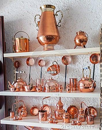 Beautiful oggetti in rame per cucina pictures ideas for Oggetti decorativi per cucina