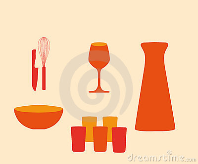 Utensils and tableware