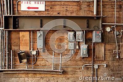Utility panels