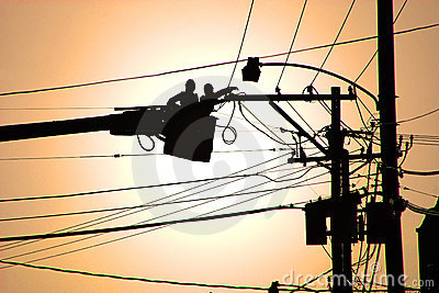 Utility Power Crew