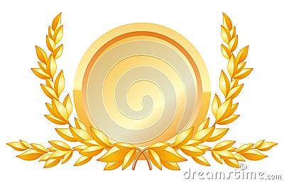 Utmärkelsegarnering