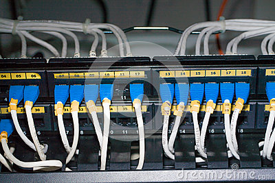 UTP LAN Connect the ethernet port