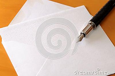 Uwaga długopis.