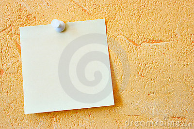 Uwaga papier pusty