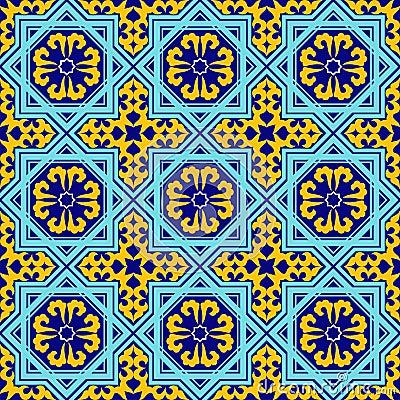 Uzbek ornament