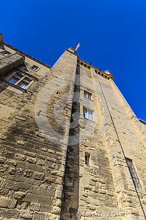 Uzes, Tower of the ducal palace