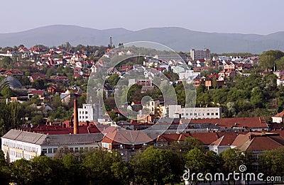 Uzhhorod city