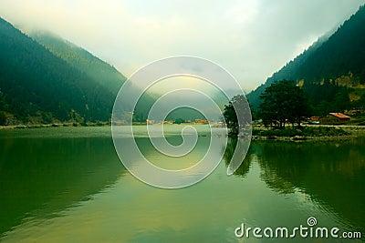 Uzungol (long lake)