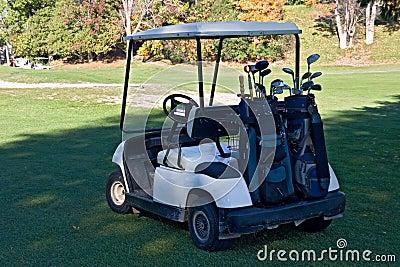 Véhicule 02 de golf