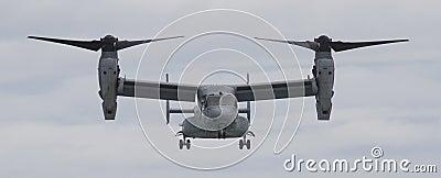 V-22 Osprey aircraft