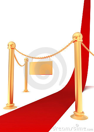Free V.I.P. Zone 01 Royalty Free Stock Photography - 2361387