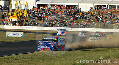 V8 Supercars Editorial Photo