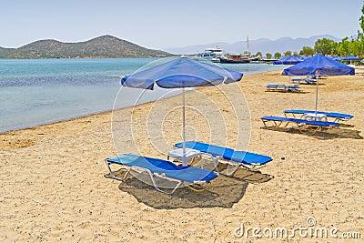 Vacances à la mer Égée de Crète