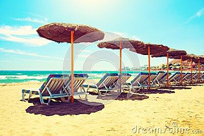 Vacation Concept. Mediterranean Sea
