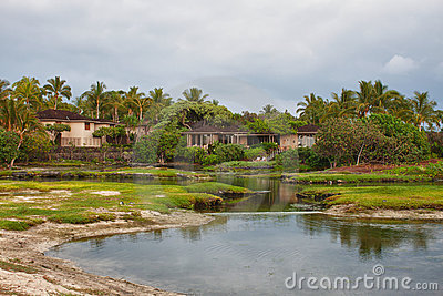 Vacation cottage in Hawaii