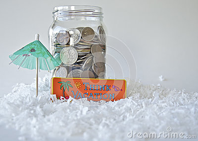 Vacation fund for winter holiday