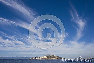 Vacation in Sardinia, Italy.