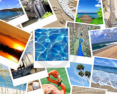 Vacation snaps