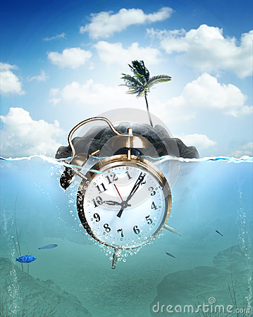 Free Vacation Time Royalty Free Stock Images - 26330569