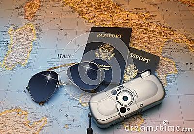 Vacation to Italy