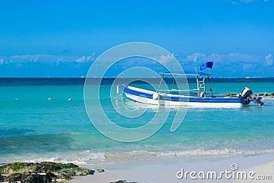 Vacations boat
