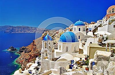 Vacations in  Santorini