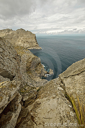 Vacations at Spain: Beautyful Rocky Landscape