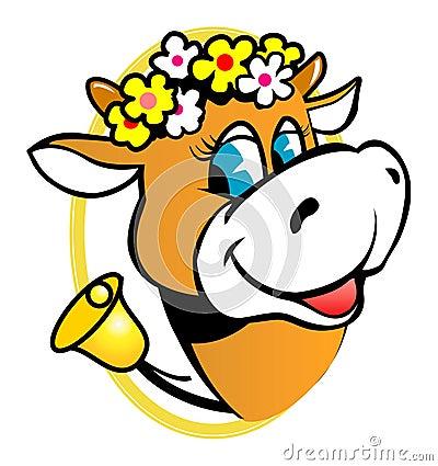 Vache dr le image libre de droits image 3374976 - Image de vache drole ...