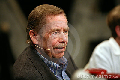 Vaclav Havel Editorial Image