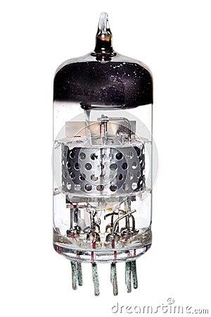 Vacuum tube 1950-60s radio & television component
