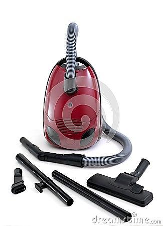 Free Vacuum Cleaner Stock Photos - 4697013