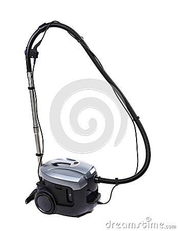 Vacuum cleaner. Isolated.