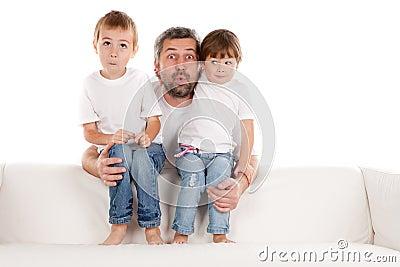 Vader en zonen