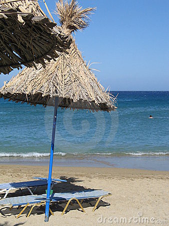 Vai beach in Crete